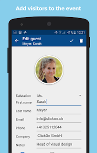 Guest List App for For Pc – Free Download In Windows 7/8/10 & Mac 3