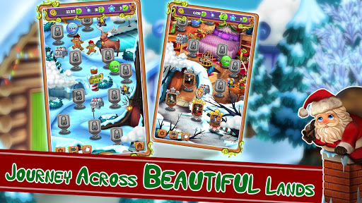 Christmas Mahjong Solitaire: Holiday Fun Apkfinish screenshots 20