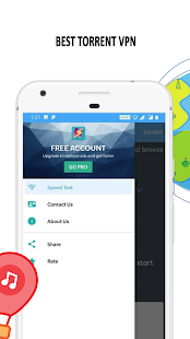 Free VPN : Fast & Secure VPN Proxy : Hopper VPN Screenshot