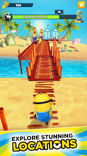 Minion Rush: Despicable Me Official Game Unlimited Money