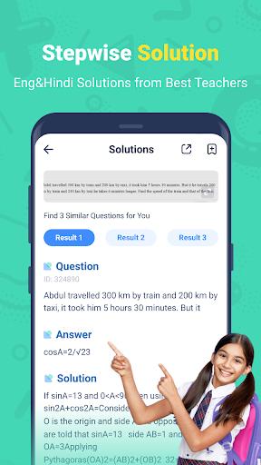 Snapsolve: Homework help,solve NCERT CBSE doubts  Screenshots 4