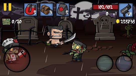 Download Zombie Age 2 MOD APK 2021 [Unlimited Money/Ammo] 3