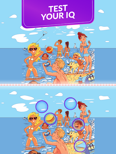 Spot 5 Differences: Find them! 1.0.24 screenshots 18