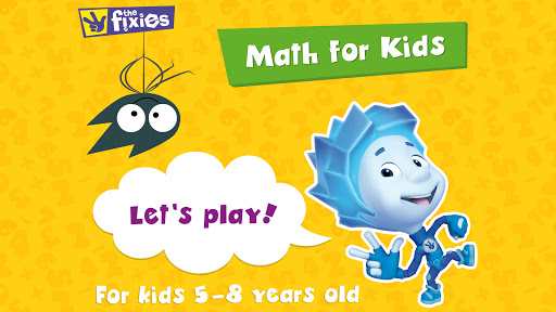 The Fixies Cool Math Learning Games for Kids Pre k 5.1 Screenshots 8