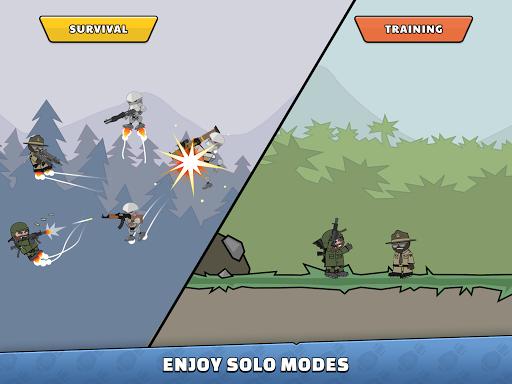 Mini Militia - Doodle Army 2 screenshots 21
