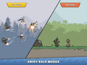 Mini Militia - Doodle Army 2 screenshot thumbnail