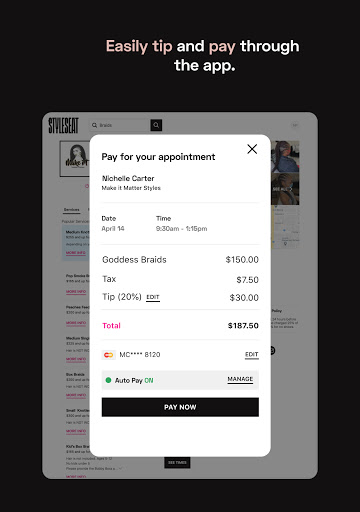 StyleSeat - Book Beauty & Salon Appointments apktram screenshots 11