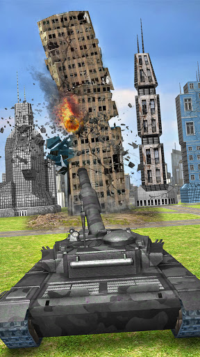 Building Demolisher: World Smasher Game apkslow screenshots 11