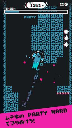 オッテクルテンタクル  指一本で遊べるひっぱりアクションゲームのおすすめ画像3