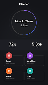 AVJ Cleaner : Cache Cleaner, Phone and RAM Booster 1.1