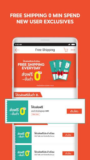Shopee #1 Online Shopping Apkfinish screenshots 2