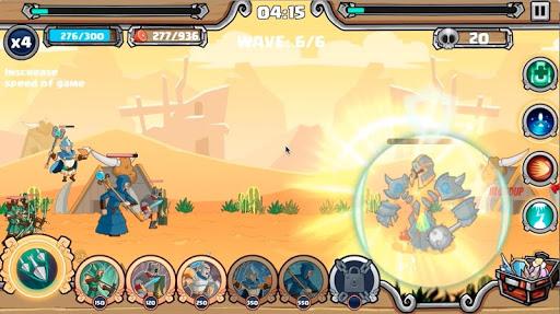 Kingdom Defense : TD Castle War  screenshots 2