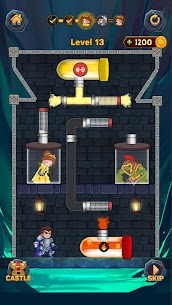Hero Pipe Rescue: Water Puzzle 5