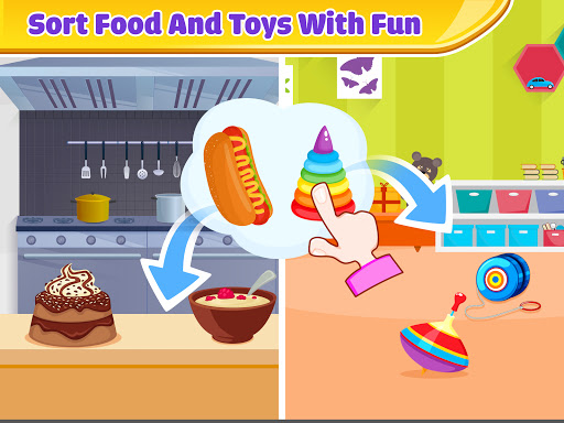 Kids Sorting Games - Learning For Kids screenshots 8