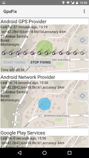 GPS Fix 1.32 Screenshots 1