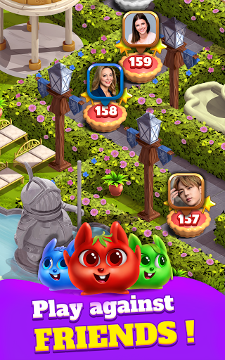 Bubble Shooter Princess Pop - Balloon & Ball Blast 5.3 screenshots 14