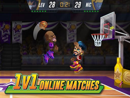 Basketball Arena apktram screenshots 11