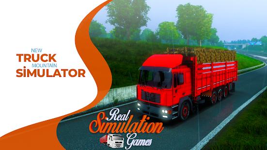 Euro Truck Simulator Offroad Mountain Transport 2 1 screenshots 2