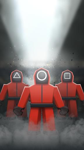 Squid Challenge - survival game  screenshots 1