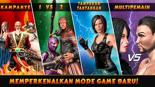 Code Triche kung fu karaté box jeux de bagarre: jeux de combat apk mod screenshots 3