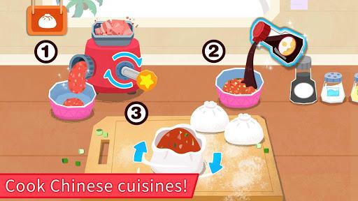Baby Panda's Cooking Restaurant apkdebit screenshots 9