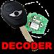 Mini Cooper Remote Key Decoder