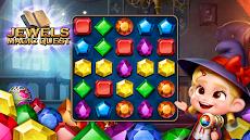ジュエルマジッククエスト : マッチ3パズルのおすすめ画像2