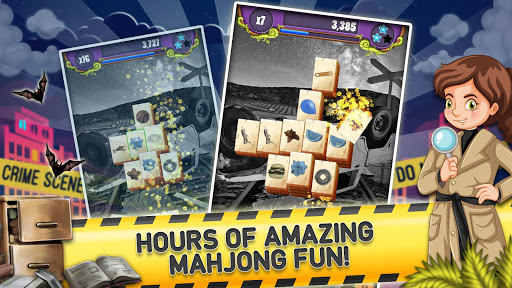 Mahjong Crime Scenes: Mystery Cases 1.0.24 screenshots 2