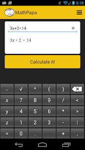 MathPapa Apk 1