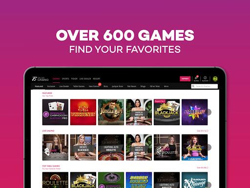 Borgata Casino - Online Slots, Blackjack, Roulette 21.03.10 screenshots 9