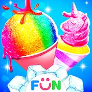 Snow Cone Dessert- Unicorn Snow Cone Party
