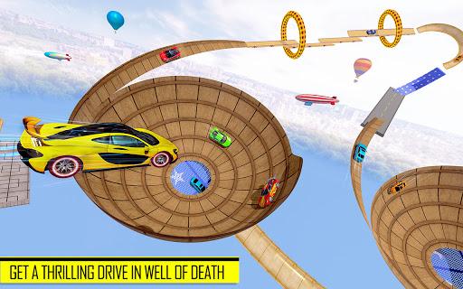 Well of Death Car Stunt Games: Mega Ramp Car Games 1.0 screenshots 1