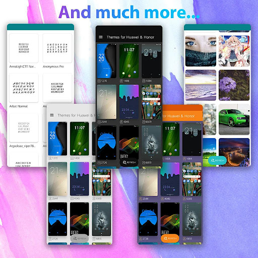 Themes, Wallpapers, Icons for Huawei/Honor/EMUI screenshots 3