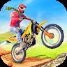 Bike Ramp Challenge - Bike Stunts game apk icon