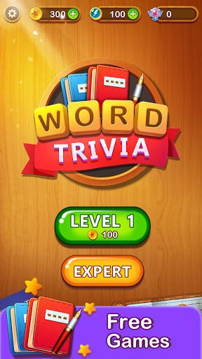 Word Trivia - Free Trivia Quiz & Puzzle Word Games  screenshots 4