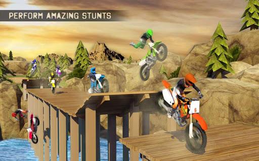 Motocross Race Dirt Bike Games screenshots 21