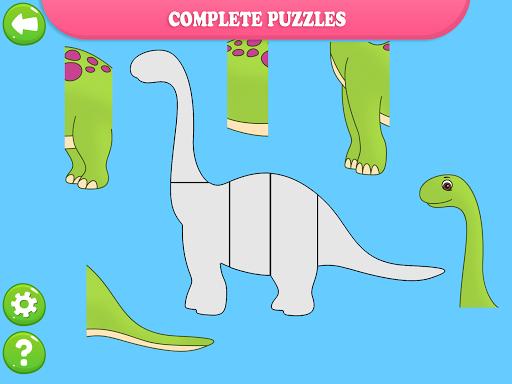 Dinosaur Puzzles for Kids  screenshots 20