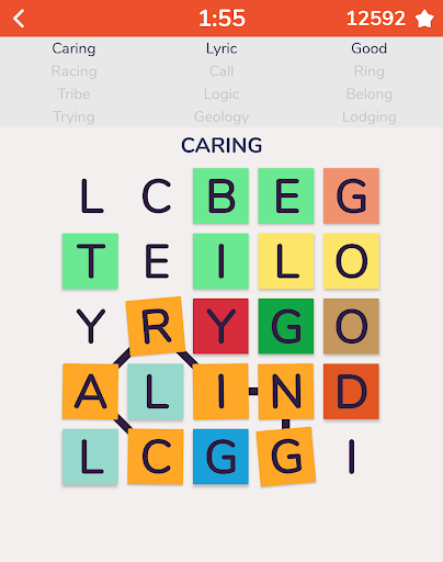 Word Find : Hidden Words  screenshots 14