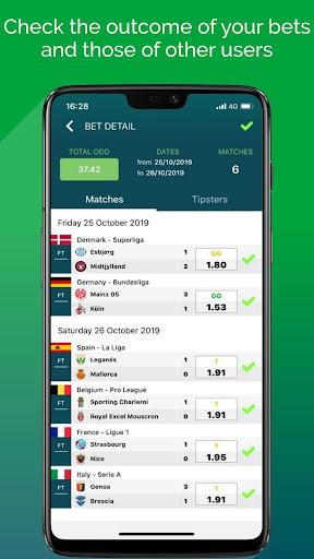 BetMines Free Football Betting Tips & Predictions 2.3 Screenshots 3