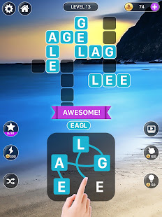 Word Cross Journey: Word Link & Word Puzzle Game
