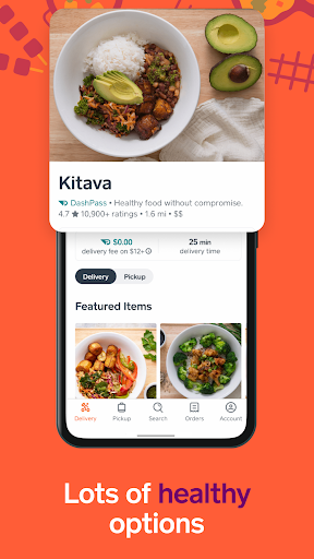 Caviar: Local Restaurants, Food Delivery & Takeout  screenshots 3