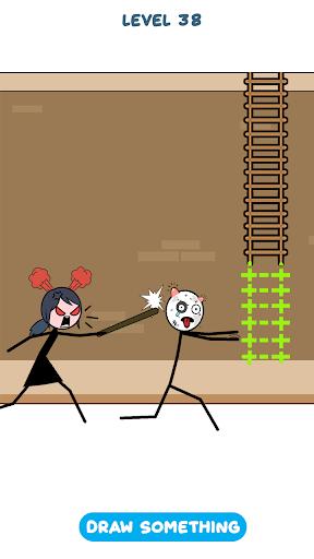 Draw Drag Delete Pin Pull to something screenshots 6