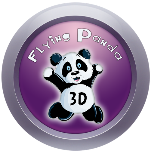 Flying Panada 3D For PC Windows (7, 8, 10 and 10x) & Mac Computer