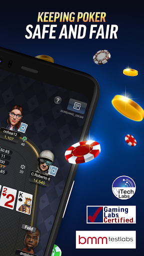 PokerBROS: Play Texas Holdem Online with Friends  Screenshots 2