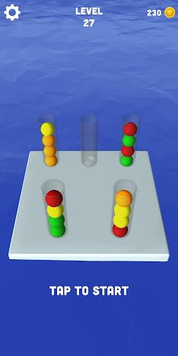 Sort Balls 3D - Free puzzle games  screenshots 3
