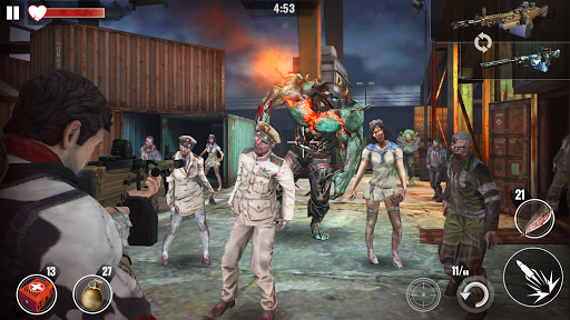 ZOMBIE HUNTER: Offline Games apktram screenshots 19