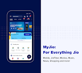 screenshot of MyJio: For Everything Jio