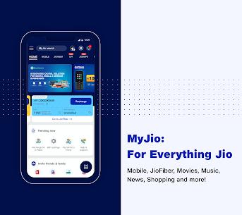 MyJio: For Everything Jio MOD APK 6.0.37 (Ads Free) 1