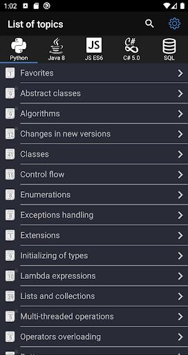 Code Recipes screenshots 1