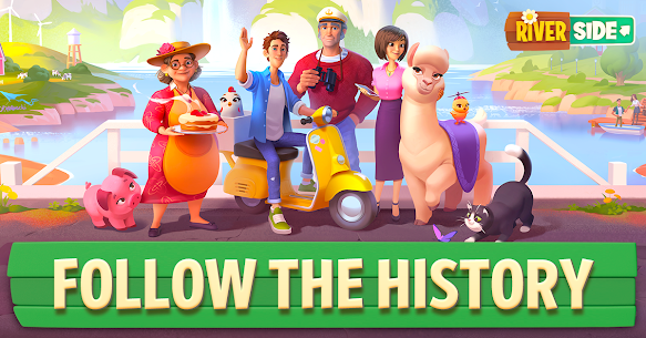Riverside: Awesome Farm MOD APK 0.15.0 (Unlimited Coin) 3